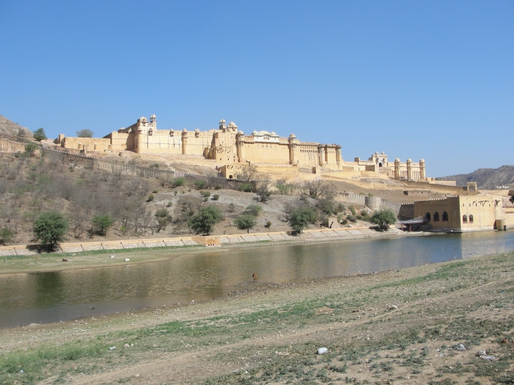 23 02 The Amber Fort, Jaipur, India