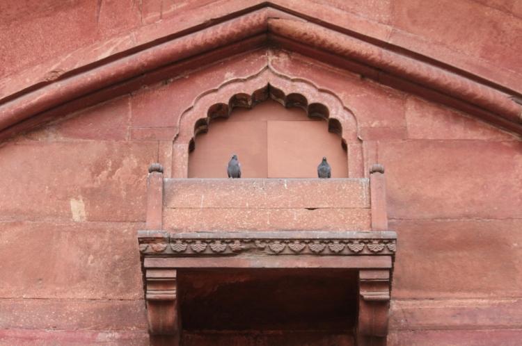 23 04 Lintel, Red Fort, Delhi