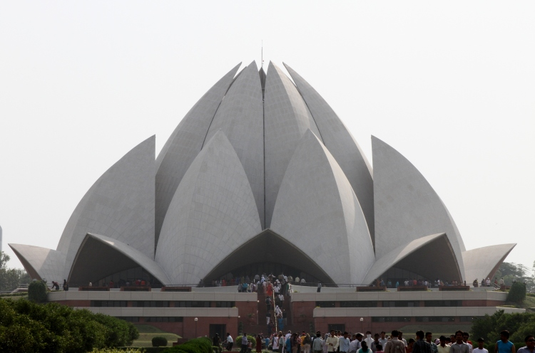26 01 Lotus Temple, New Delhi