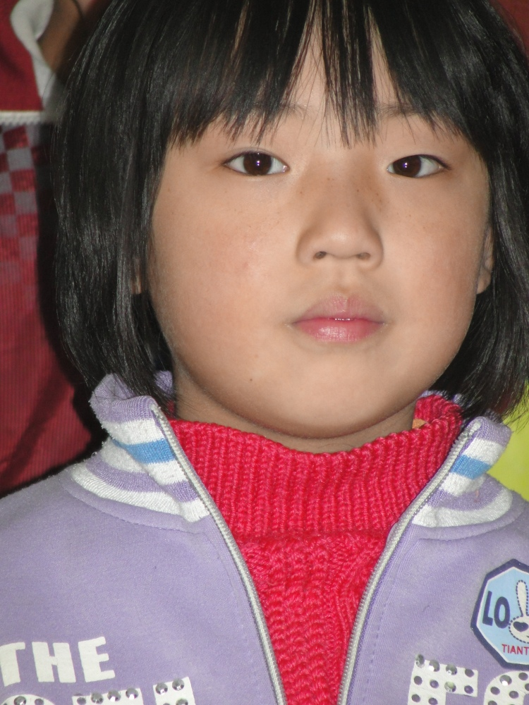 30-03 Student at Guang Ming Primary School