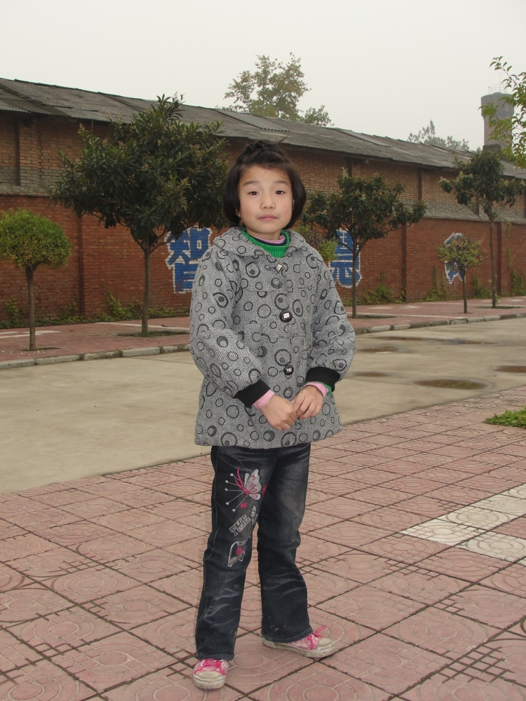 30-05 Student at Guang Ming Primary School