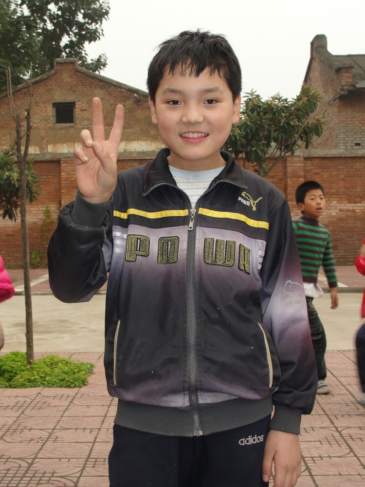 30-06 Student at Guang Ming Primary School