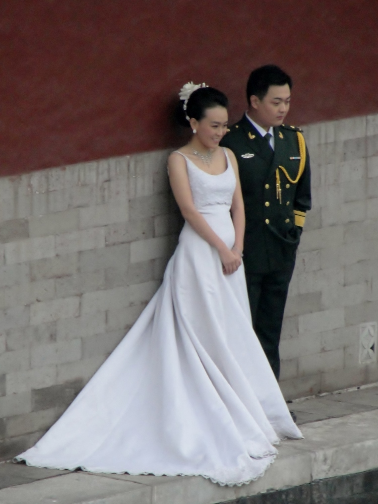 30-08Wedding Photo, Summer Palace, Beijing