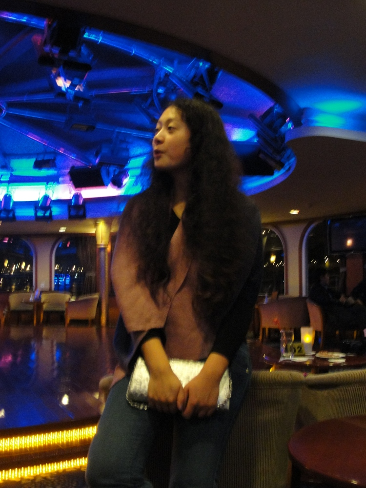 30-10 Aboard Ship, Yangtze River
