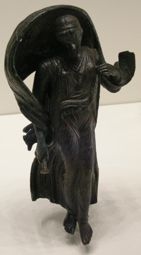 Arte_romana,_statuetta_di_nyx_o_selene,_I_secolo_ac
