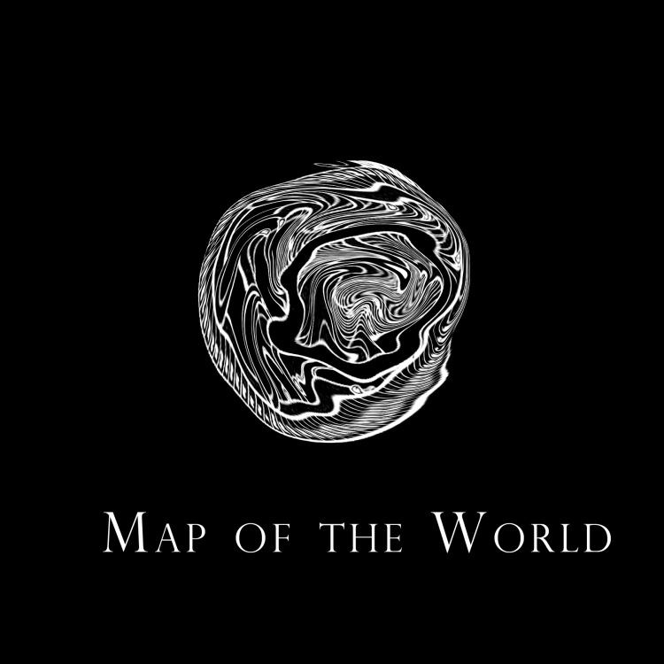 33 64 Map of the World