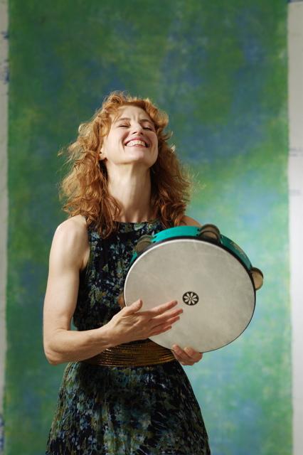 34-02 Layne Redmond, Promo Photo, Remo Drums, circa 2006