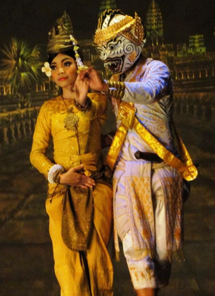 34-03 Dancers Siem Riep, Cambodia #7