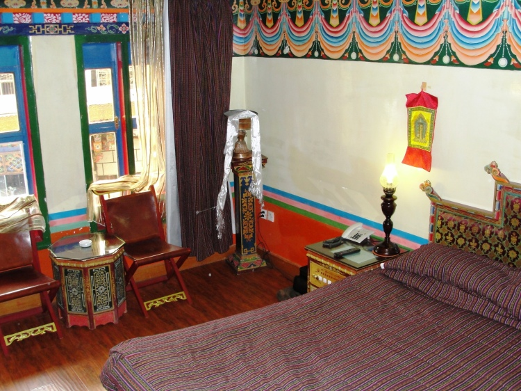 34-06 My room in Lhasa