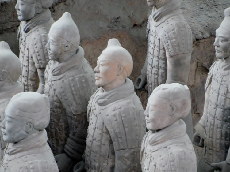 35-03 Terra Cotta Warriors