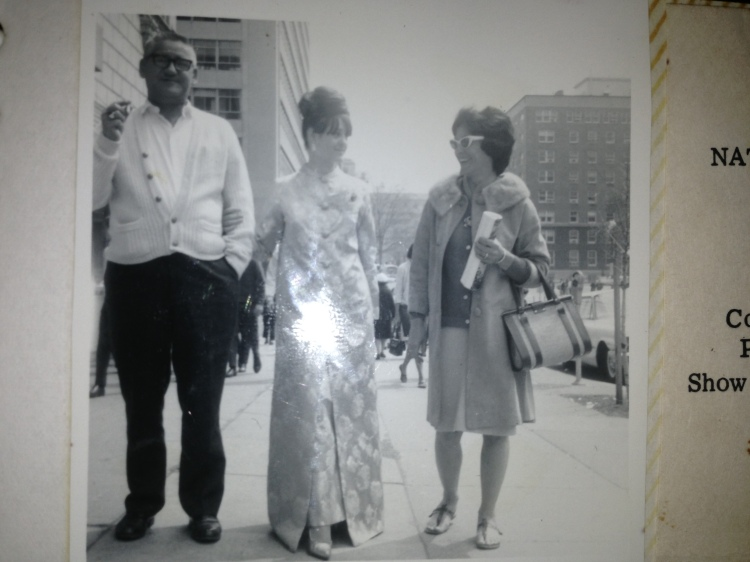 charlene and parents