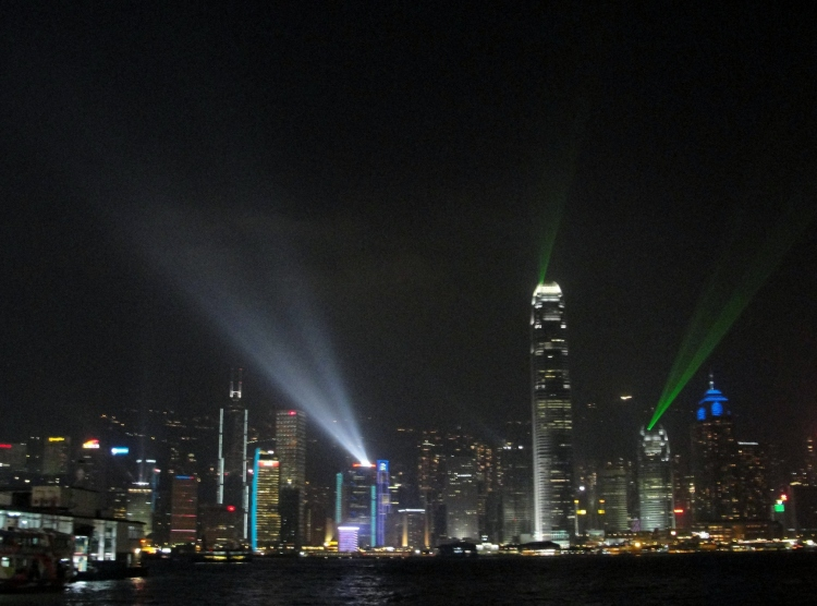 36 01 Hong Kong at Night