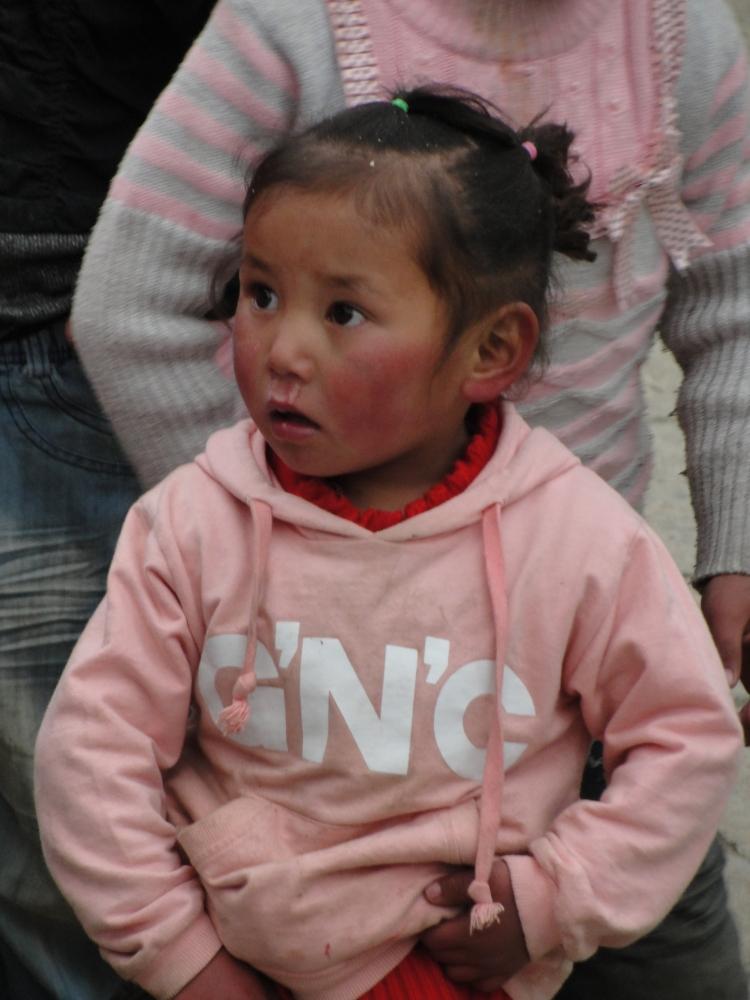 36-10 Orphanage, Lhasa Tibet