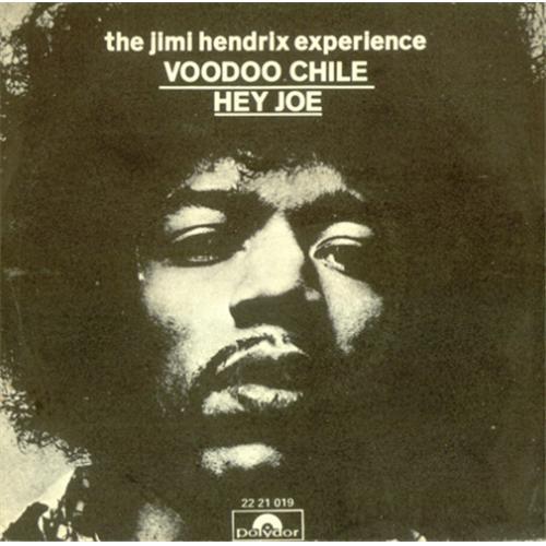 "Jimi+Hendrix+-+Voodoo+Chile+-+7""+RECORD-414351"