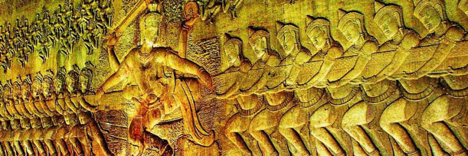 the history of cambodia from the prehistoric era until present Preview of khmer architecture of the ancient angkor civilization - cambodia  history of cambodia:  the eastern route heads to kompong cham until present-day.
