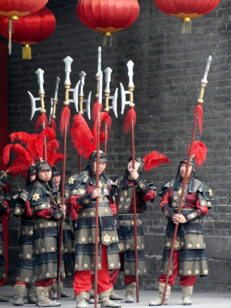 37 08 City Wall Xian