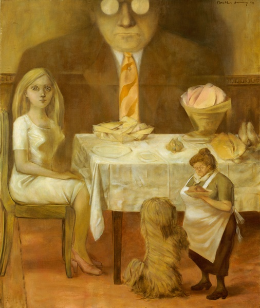 Dorothea Tanning - Family Portrait2
