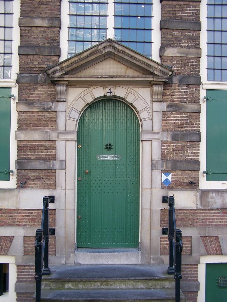 Image 13_Rembrandt's House_Front door