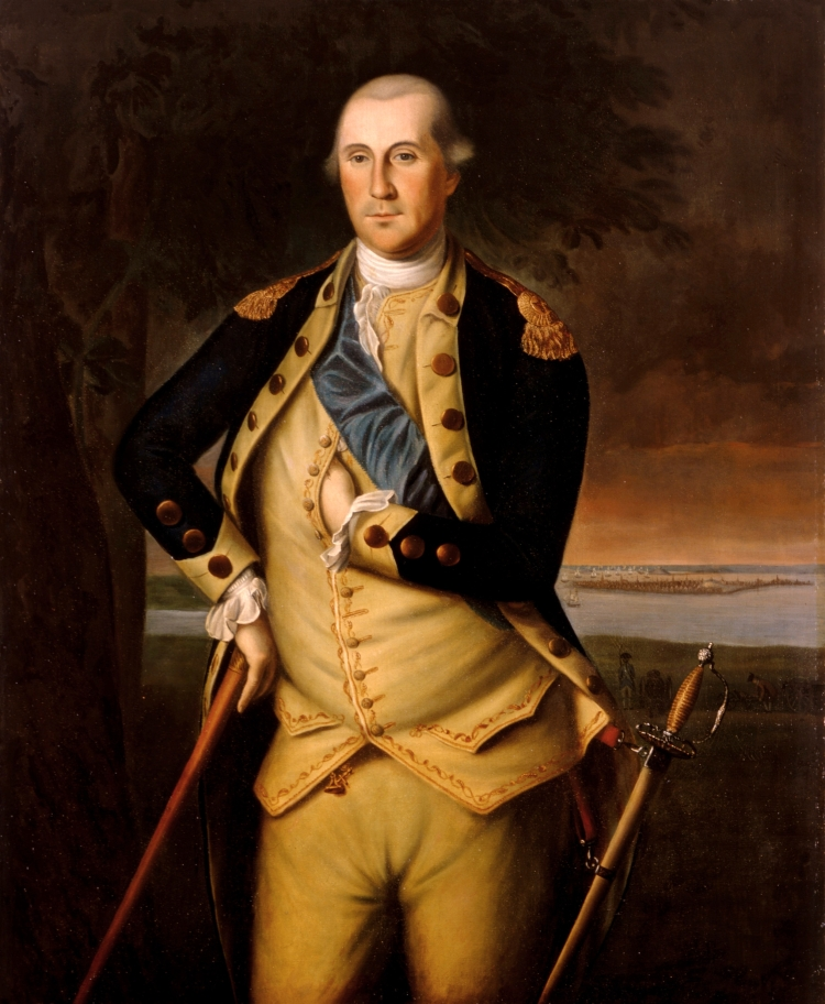 Image 3_George Washington_Peale_1776