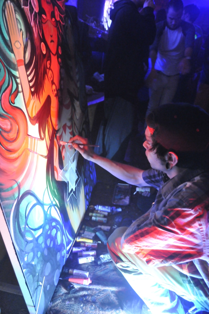 Lightlab: Resonance February 1st, 2014