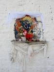 42-01 Roadside Shrine #7, On Kora, Lhasa, Tibet